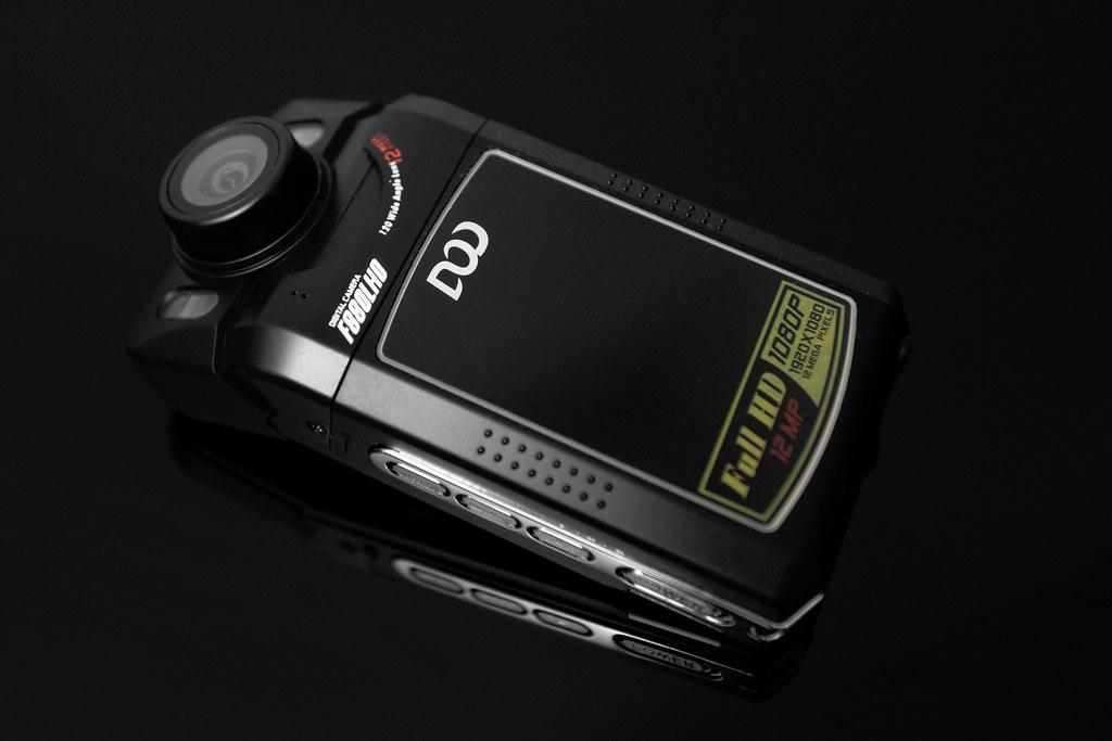 DOD F880LHD 行車紀錄器