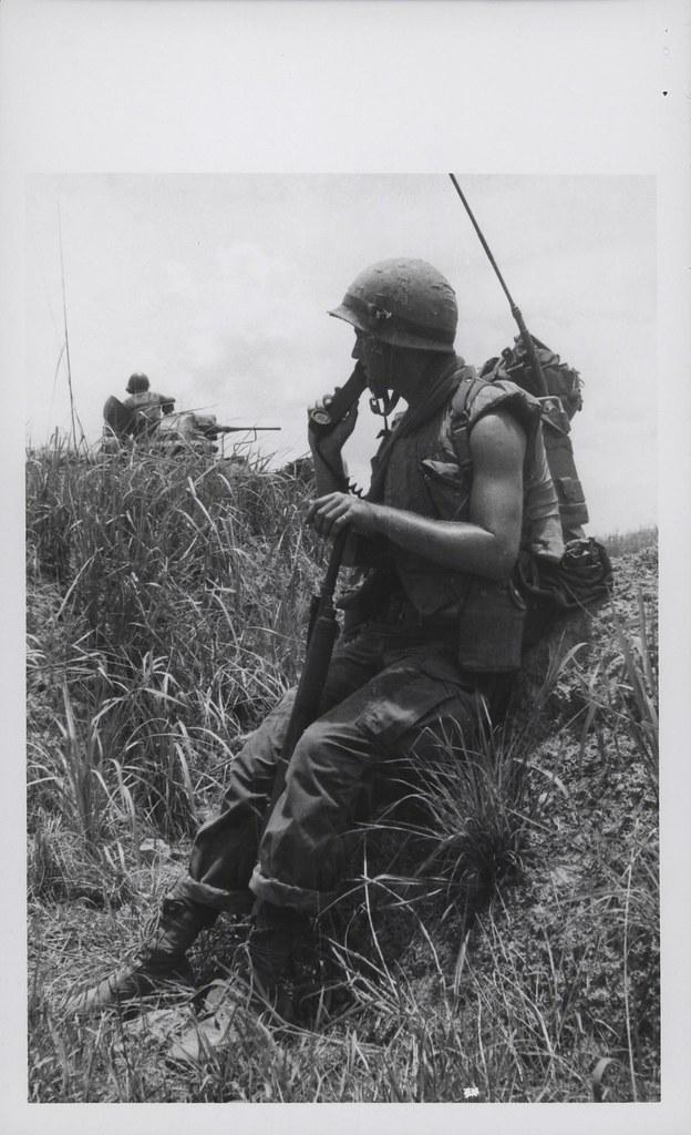 Radio Operator, 1969 |
