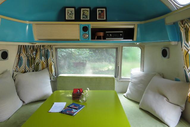 Classic 70's Interior