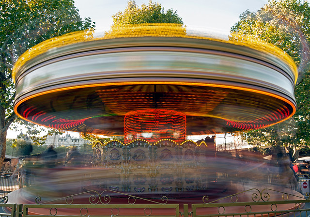 London Merry-go-round