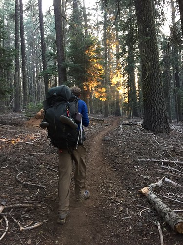 PCT: Day 122