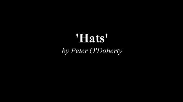 Hats by Peter O'Doherty