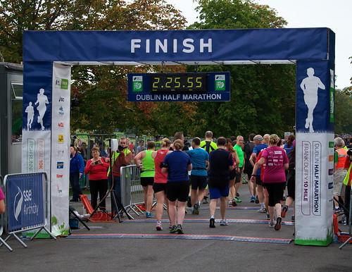 Dublin Half Marathon 2015 28   by Rob Hurson