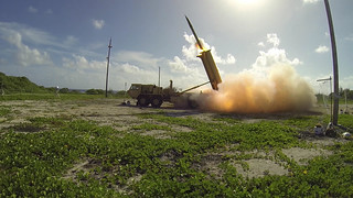 THAAD 2nd Launch2 | by U.S. Missile Defense Agency