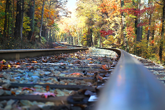 The curves of the line (On Explore 11/10/2015)