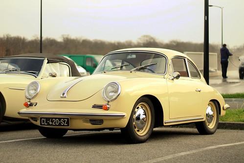 Porsche 356 B T6 1962