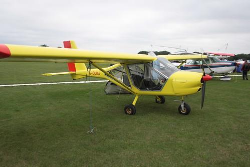 G-OUDA Aeroprakt A22L Foxbat Sport [PFA 317A-14967] Sywell 030911