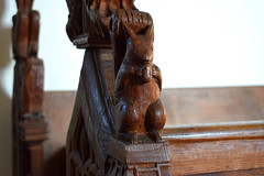 red squirrel (Eyke woodworkers, 20th Century)