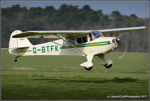Taylorcraft | by JaysonCork