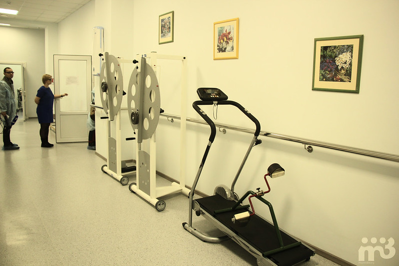 39 - Тренажеры в коридорах, коридоры в тренажёрах