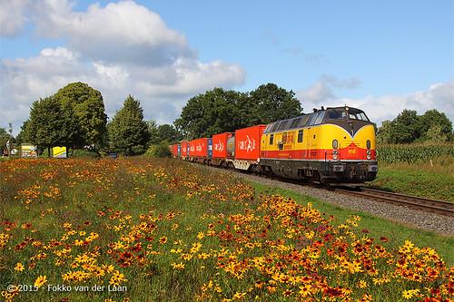 Emlichheim (D), 05-09-2015, BE D20   by Fokko van der Laan