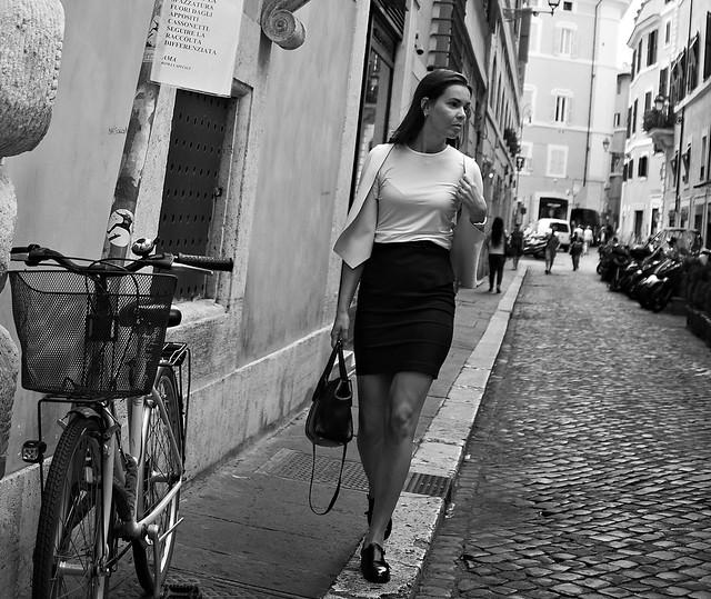Italian style.