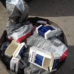Zigaretten Schmuggel Irak Türkei II