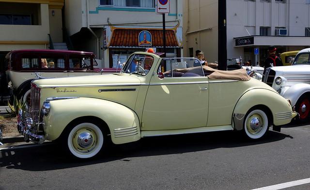 1941 Packard 110 DeLuxe Convertible .