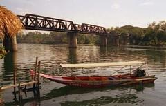 River Kwai - Thailand - 1994