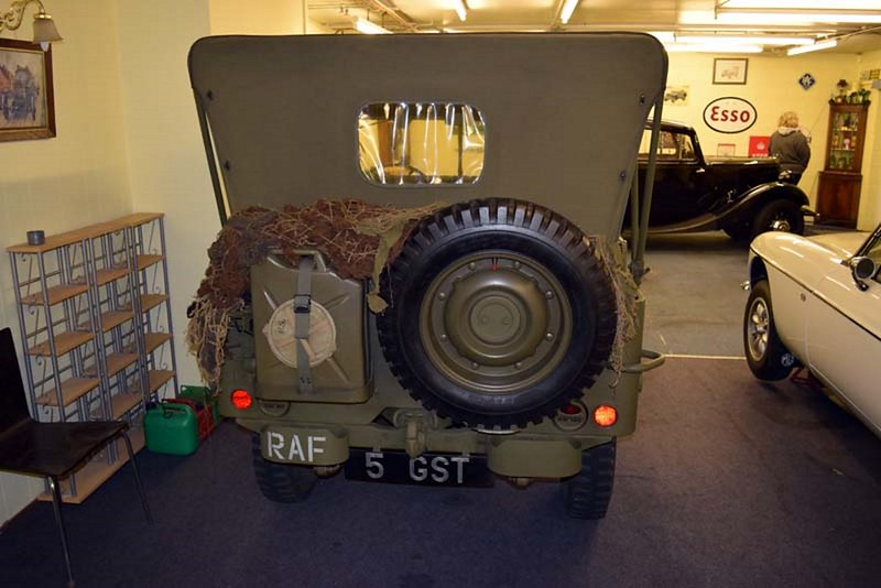 Willys Jeep 1943 5