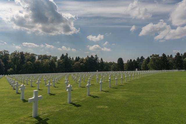 Luxemburg American Cemetery and Memorial