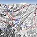 Mapa Mayrhofen - Penken (detail)