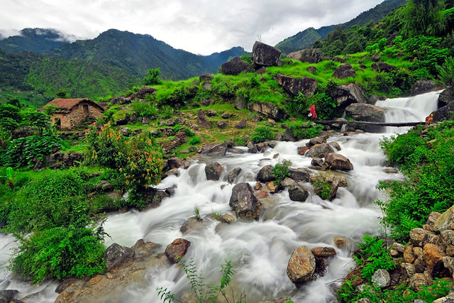 Ramaroshan Village