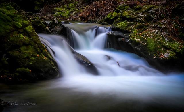 Waterfall, Slovenia