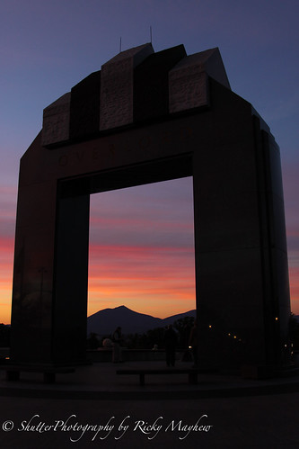 sunset mountains silhouette bedford virginia ddaymemorial peaksofotter explored canon50d yourbestoftoday