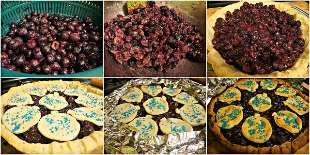 making pie -edit