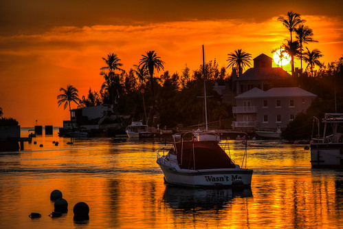 bermuda flatts photography summer sunset buoyant