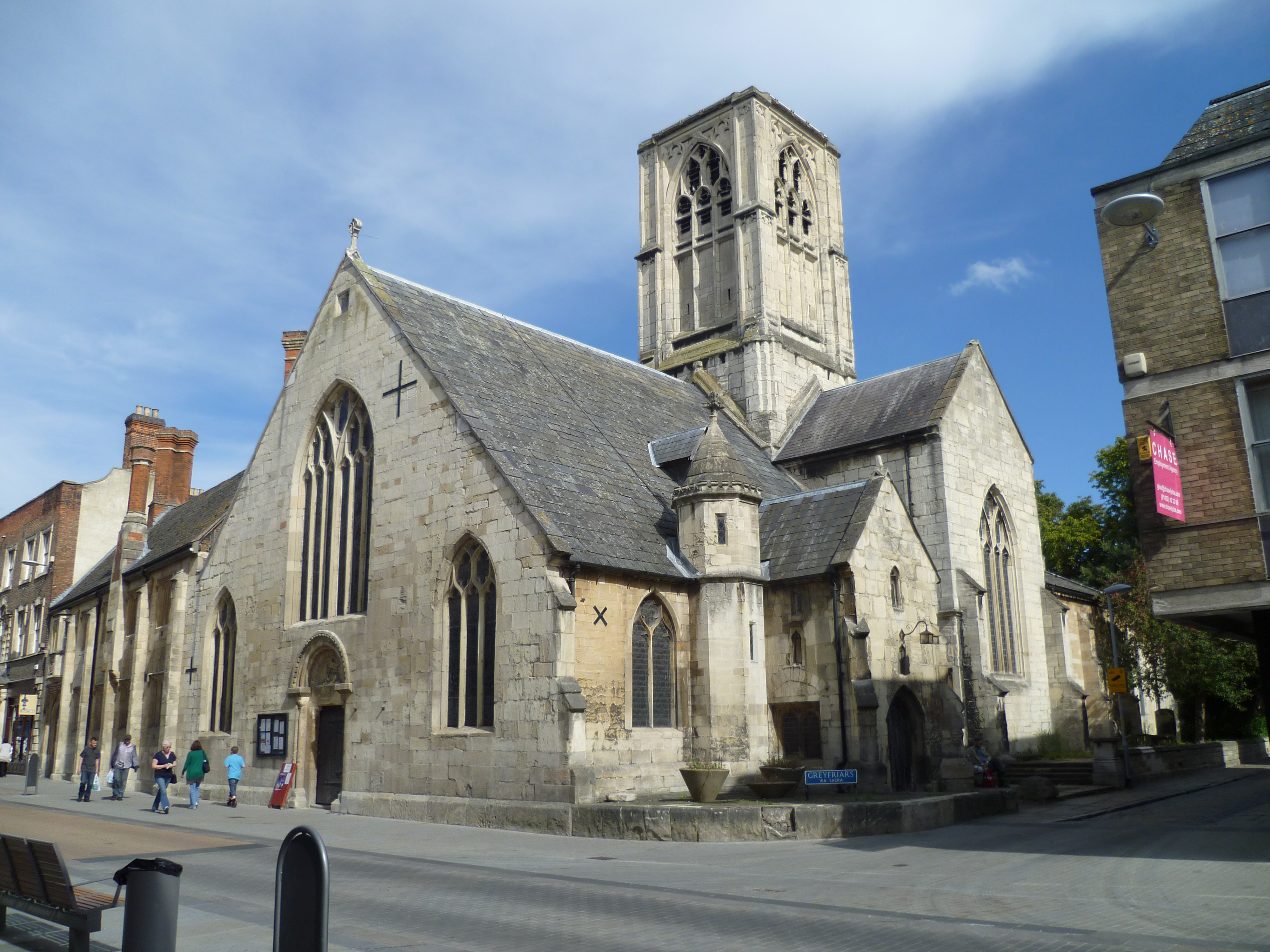 Gloucestershire, GLOUCESTER, St Mary de Crypt