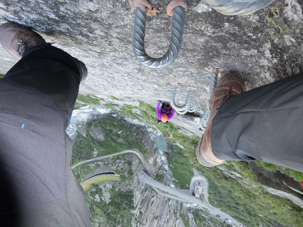 Klettersteig Andermatt : Klettersteig diavolo andermatt chrummi flickr