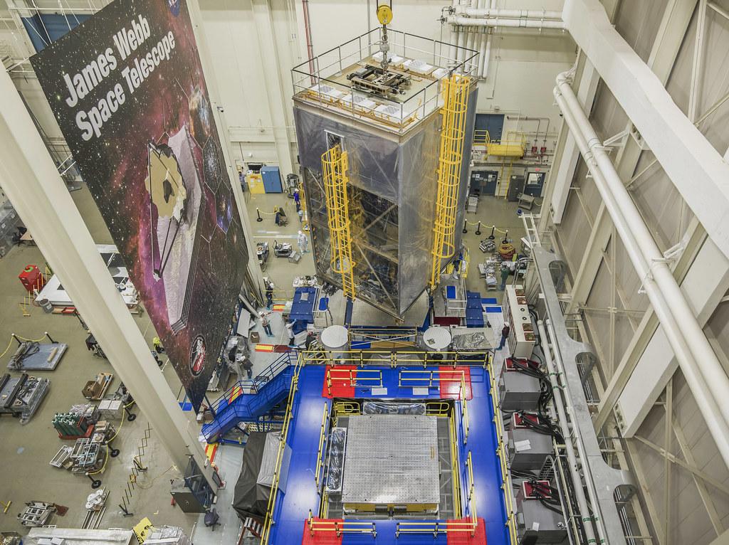 Rigorous vibration testing on the James Webb Space Telescope resumes