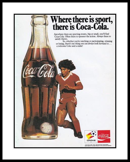 Coca-Cola, 1982