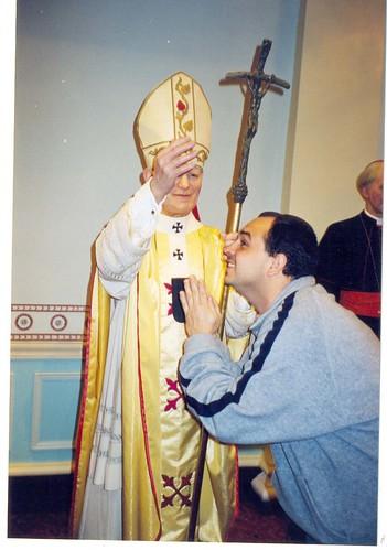 Juan Pablo II y yo...