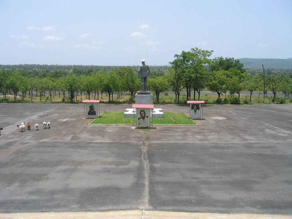 Sarakawa Crash Site, Togo