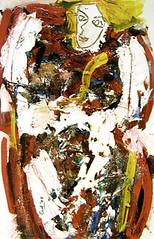Debutant, Acrylic on Canvas