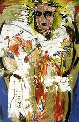 Unica Hija, Acrylic on Canvas