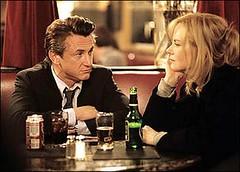 Sean Penn and Nicole Kidman in The Interpreter