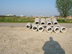 concrete tubing