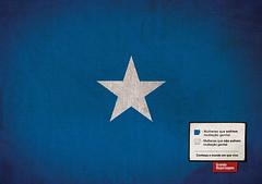 Somalia: Azul, mujeres que sufren mutilación genital. Blanco, mujeres que no sufren mutilación genital.