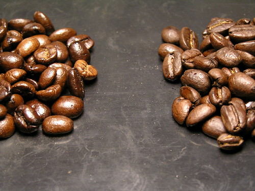 JJ Bean Nero Forte vs. BBCC Hayes Valley Espresso
