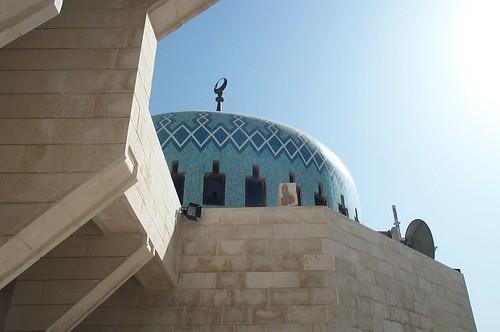 al-Husseni Mosque, Amman, Jordan