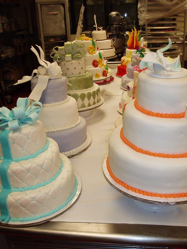 Wedding Cake Extravaganza! | by taminsea