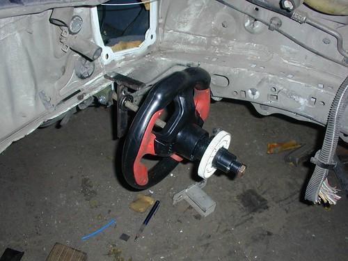Wheel mount 1