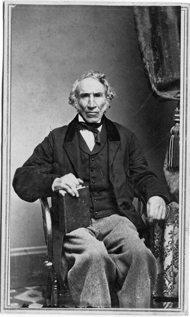 Grandfather Houghton assumed to be William Peck Houghton