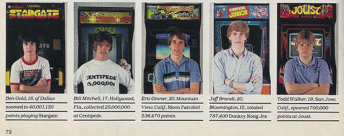 1982 All Stars