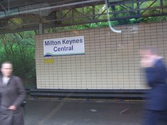 Gorsaf Milton Keynes Central