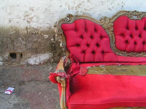 Sofa | by Tal Bright
