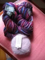 Knitty SP4 yarn