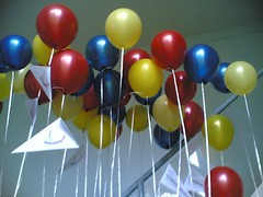 Balloons for Candidate Questions | by tompagenet