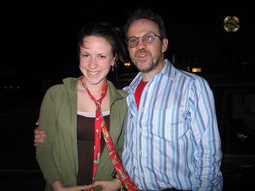 Kathy Feeney and Bud Buckley
