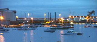 Bunbury harbour
